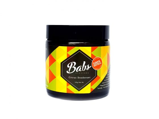 Babs Bodycare Deodorant Crème 2