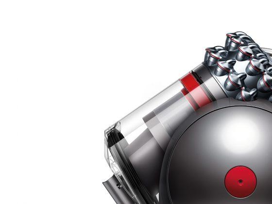 Cinetic Big Ball Vacuum