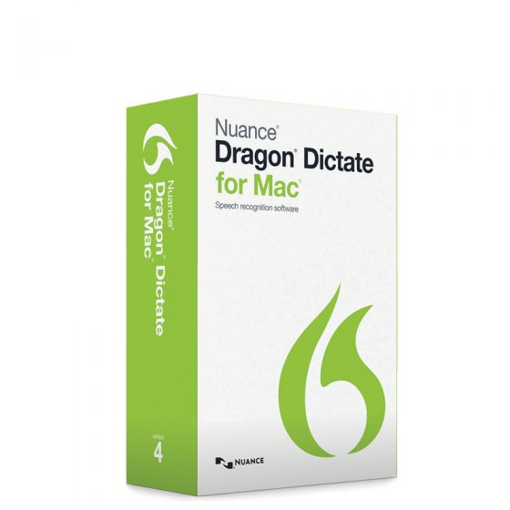 Dragon Dictate For Mac Version 4
