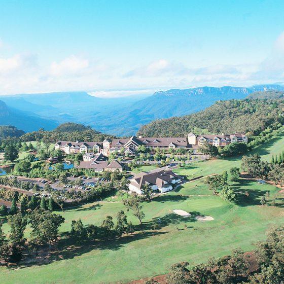 Fairmont Resort Blue Mountains 1