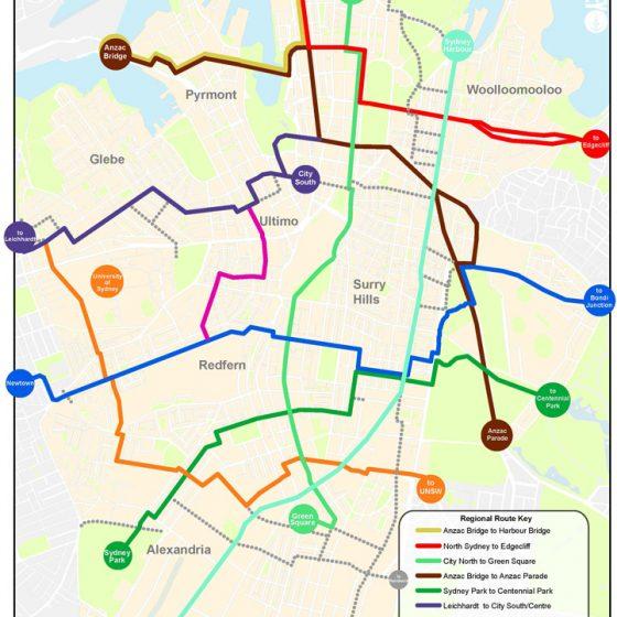 Sydney Cycleways 2