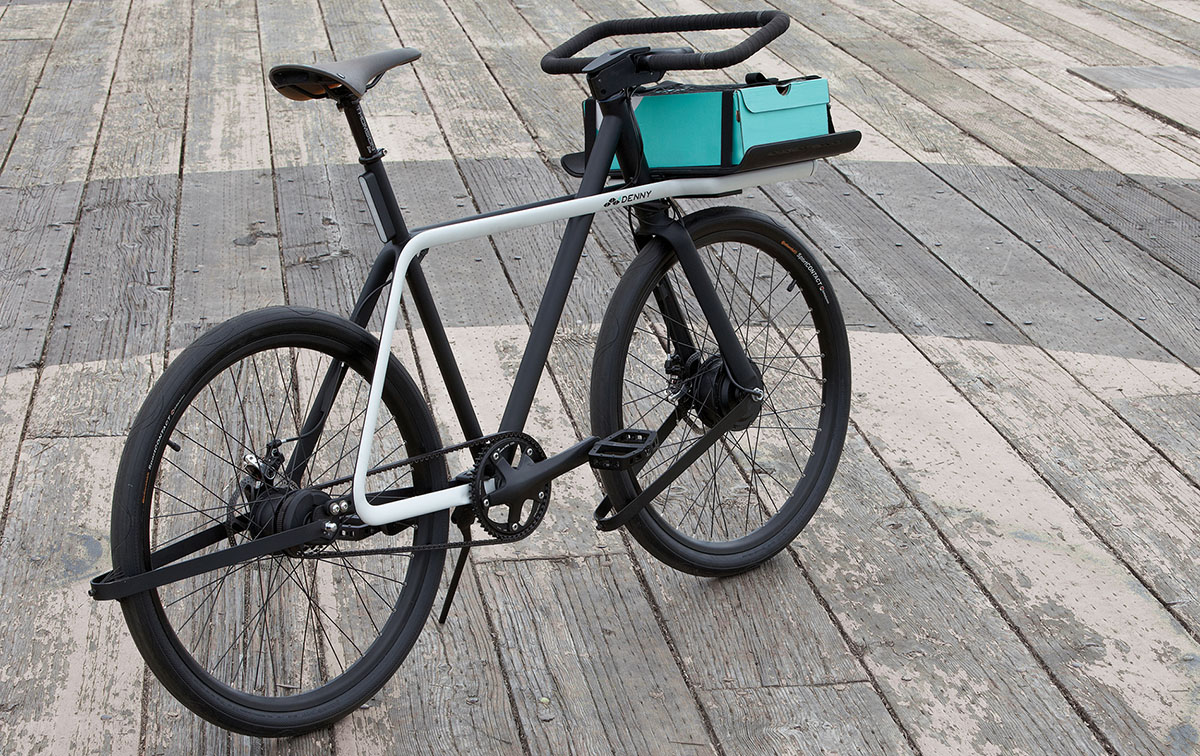 SEA TEAGUE x Sizemore Bicycles DENNY