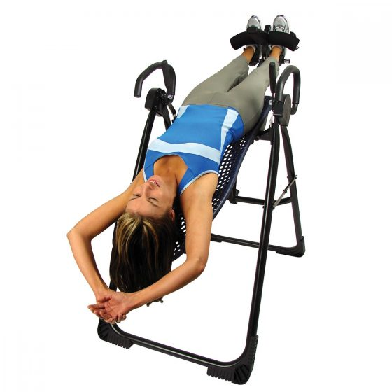 Back Pain Relief With Teeter Inversion Table 1