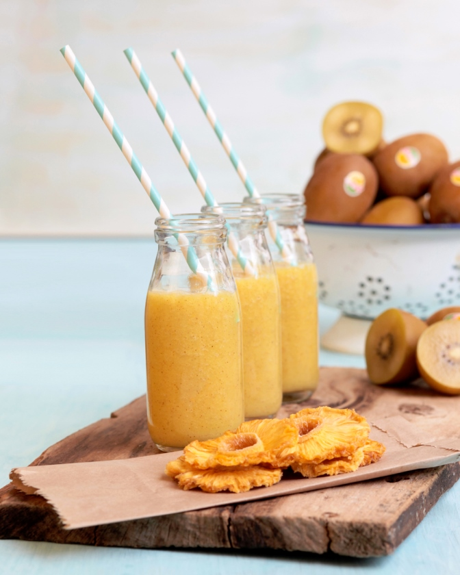 Zespri Sun Gold Smoothie
