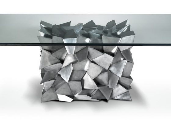 Delaunay Dining Table by Craig Van Den Brulle 2