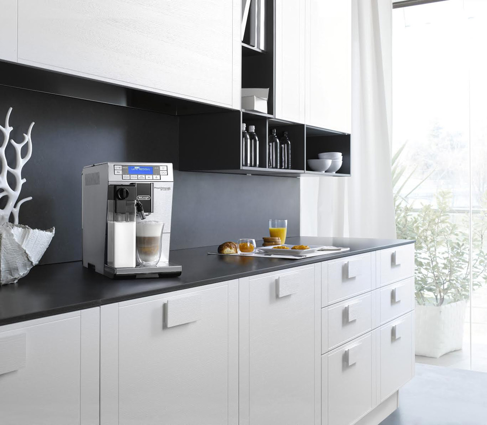 Délonghi's New Range of Coffee Machines