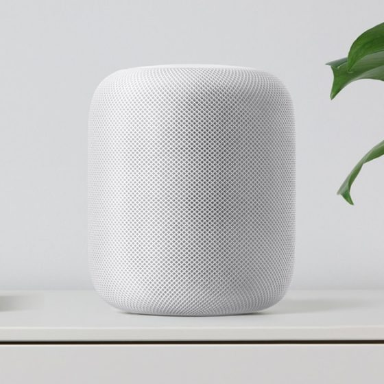 Apple HomePod Audio