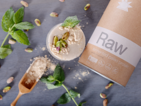 Raw Fermented Paleo Protein 1
