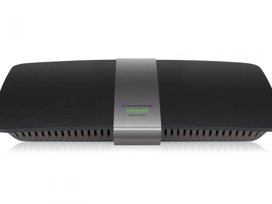 Linksys XAC1200 Dual Band Smart Wi-Fi Modem Router 1