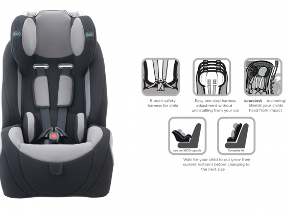 Maxi-Cosi-Complete Air Car Seat