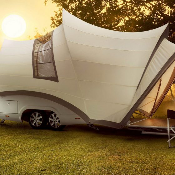 Glamping: How to be a classy camper 1