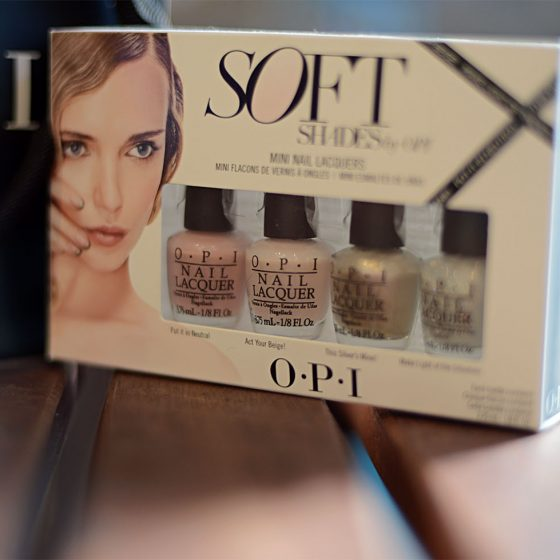 OPI 2015 Soft Shades Collection 2