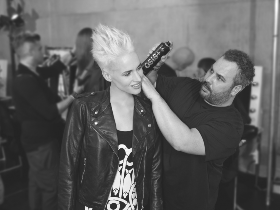 Schwarzkopf: The Professional Official Hair Partner For MBFF, 2014