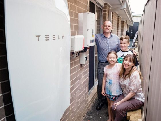 Australia's First Residential Powerwall Installations 1