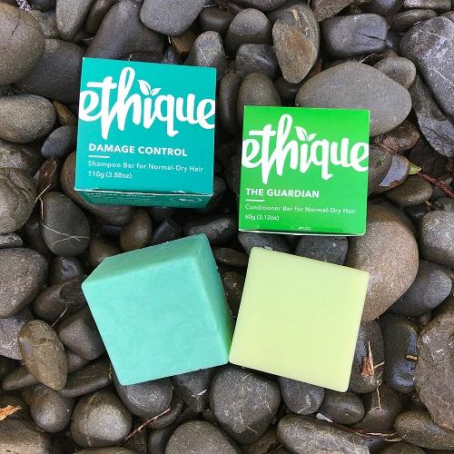 Ethique Shampoo & Conditioner
