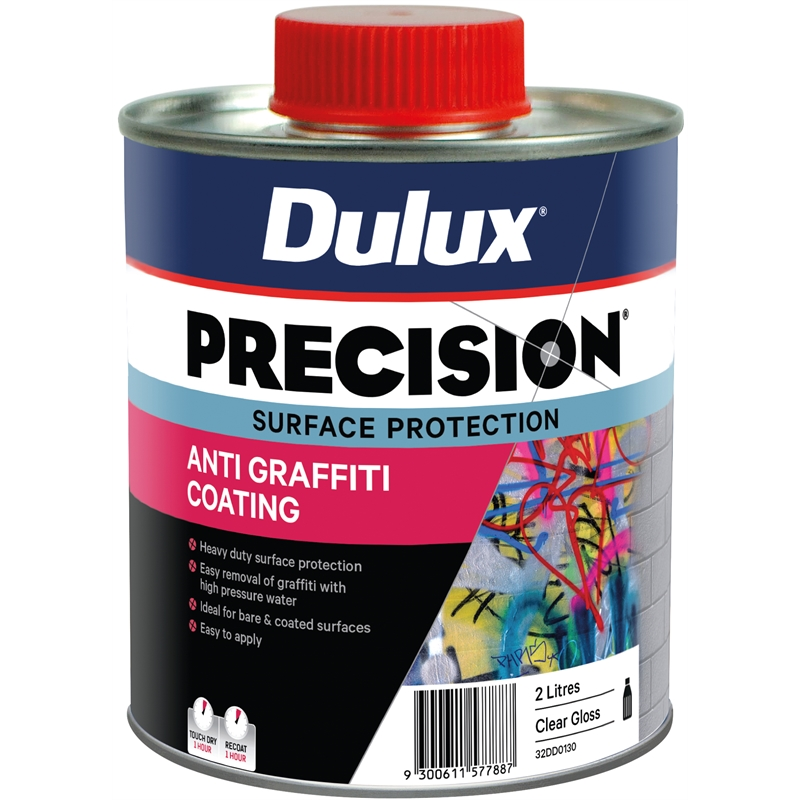 Dulux Anti-Graffiti Coating 1