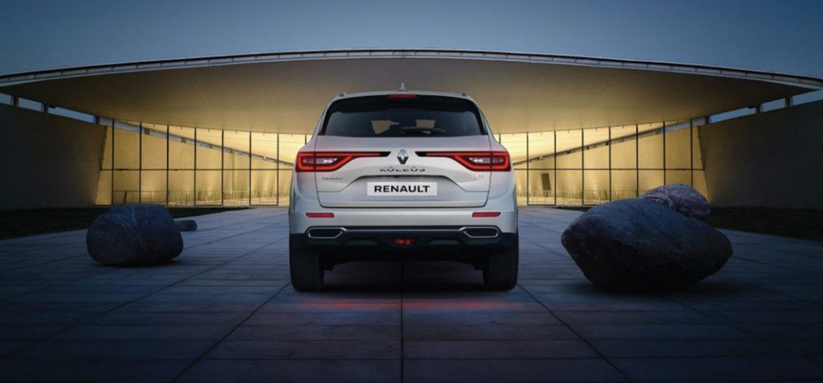 Renault's Koleos 3