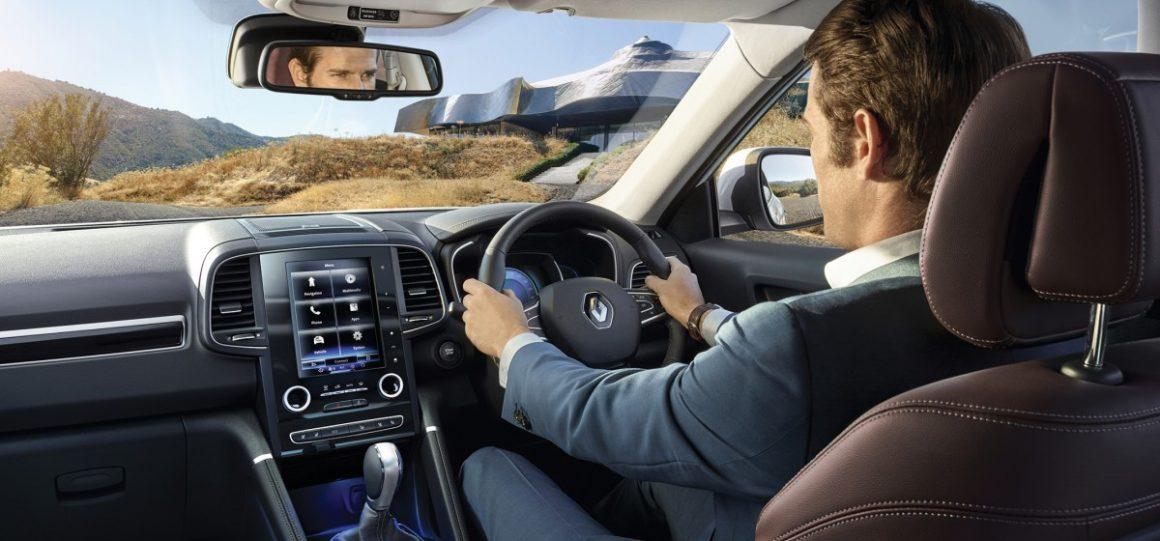 Renault's Koleos 4