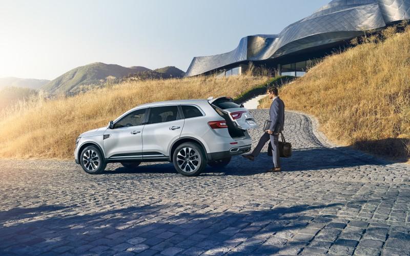 Renault's Koleos 7