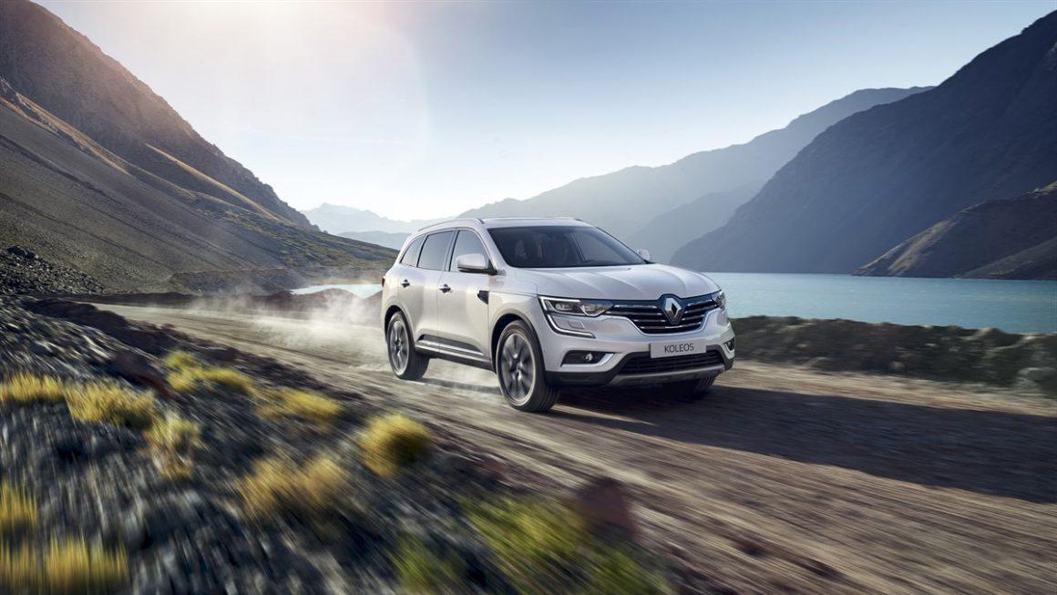 Renault's Koleos 1
