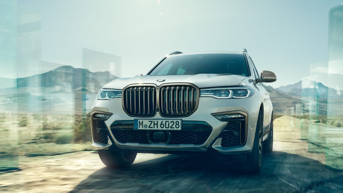 BMW X7 : Space For Freedom 4