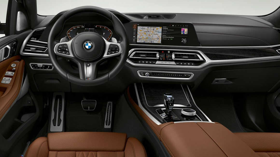 BMW X7 : Space For Freedom 3