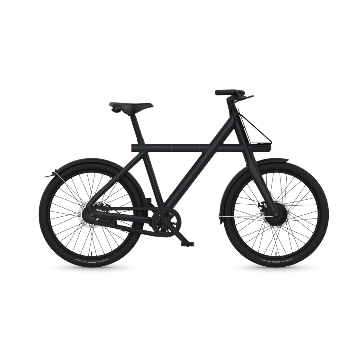 Vanmoof S2 and X2 electric bikes 2
