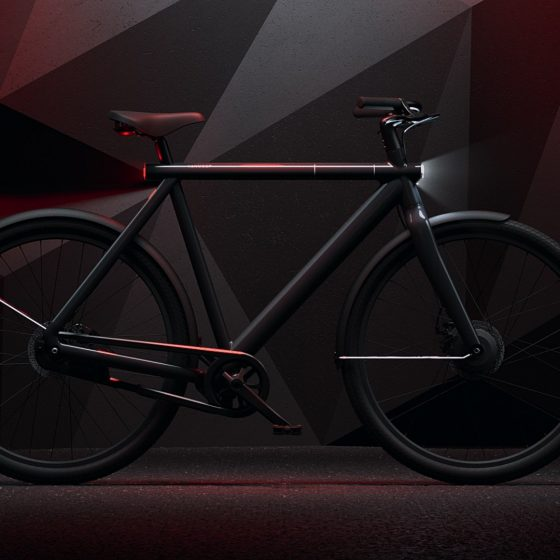 Vanmoof S2 and X2 electric bikes 5