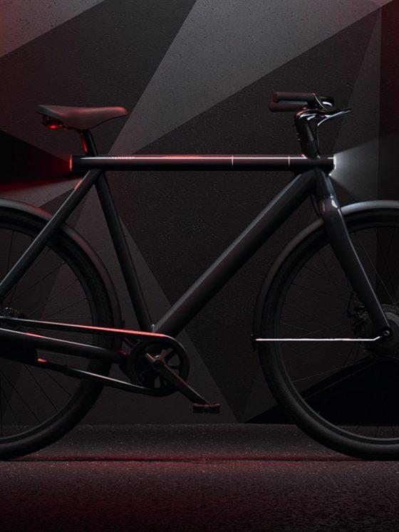 Vanmoof S2 and X2 electric bikes 6