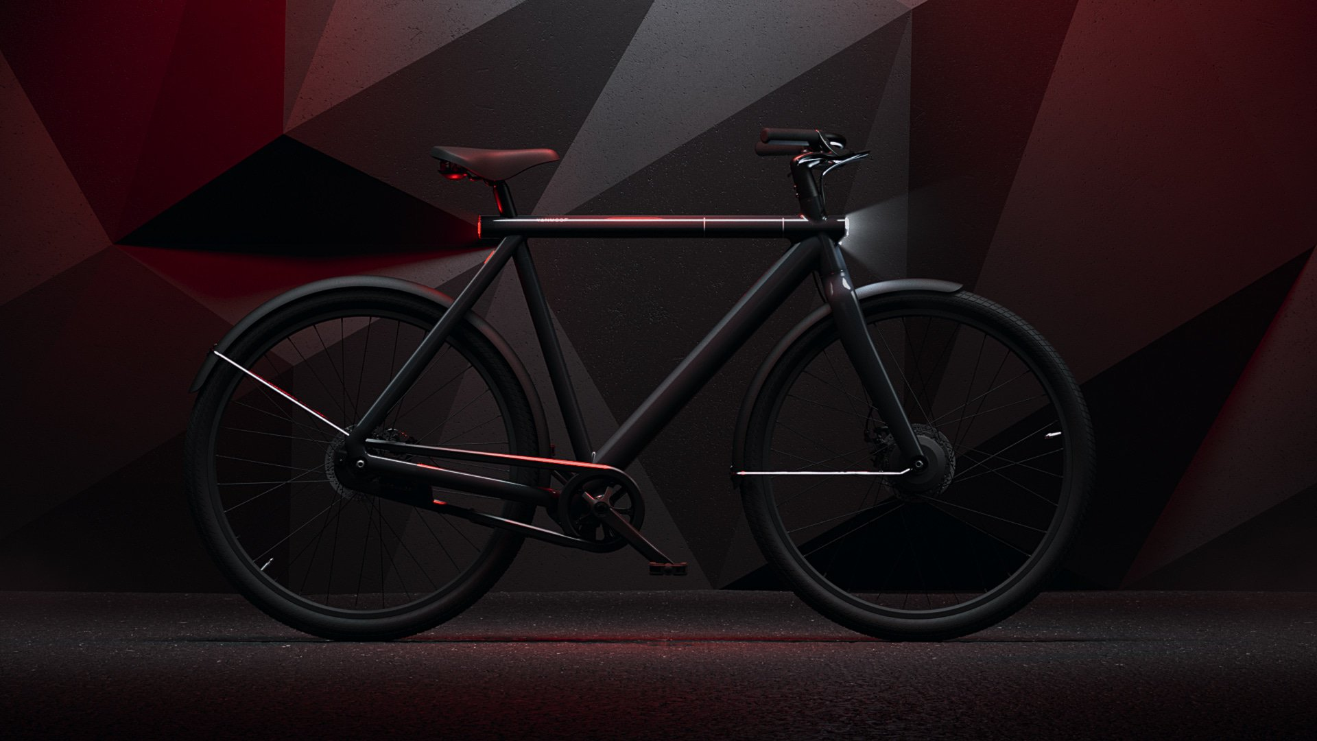 Vanmoof S2 and X2 electric bikes 3
