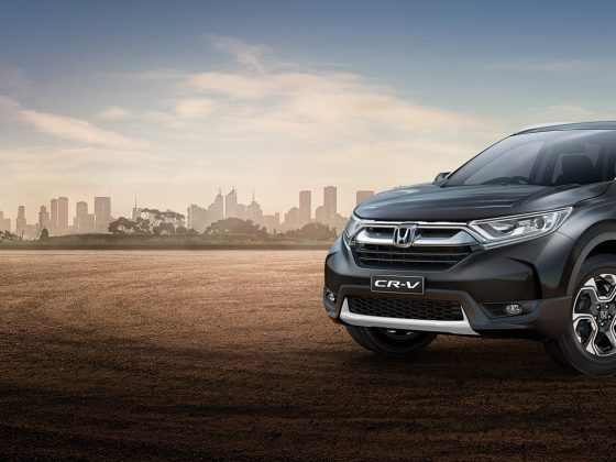 Honda CRV VTi-LX 4