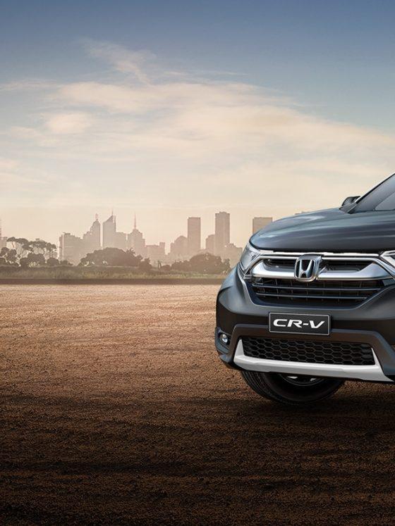 Honda CRV VTi-LX 13