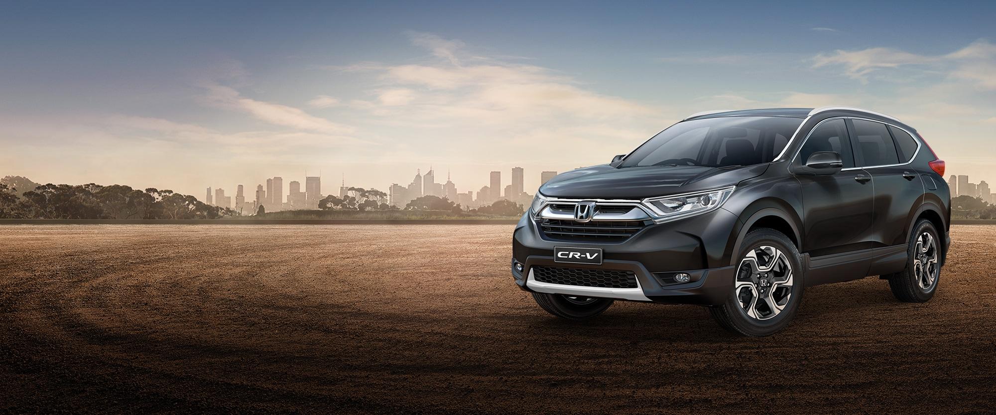 Honda CRV VTi-LX 6