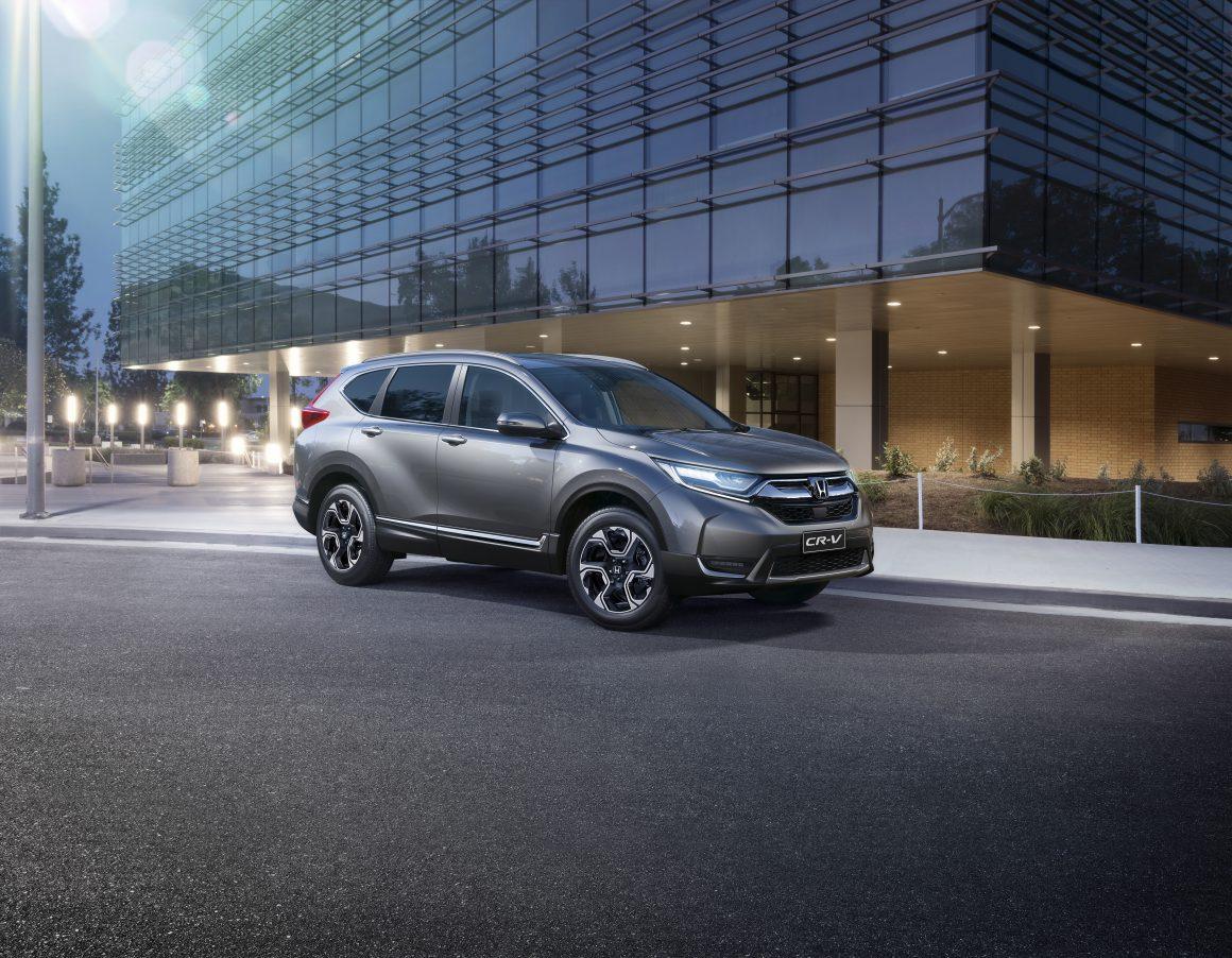 Honda CRV VTi-LX 2