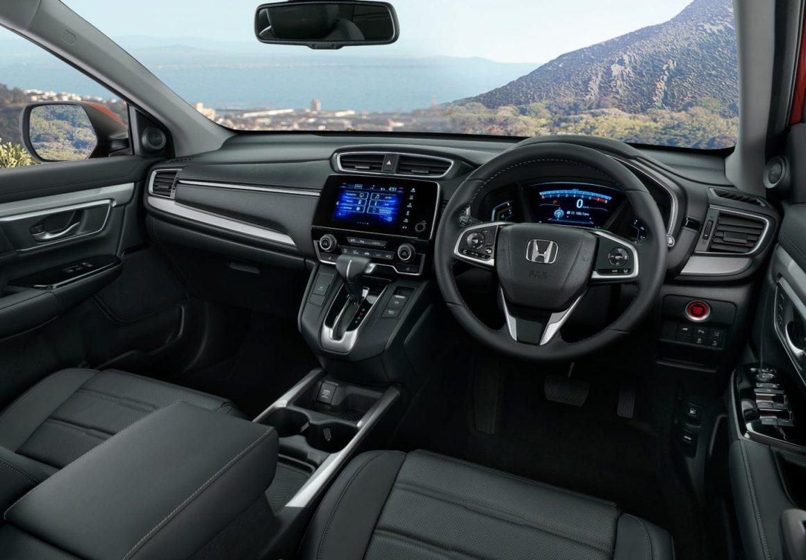 Honda CRV VTi-LX 5