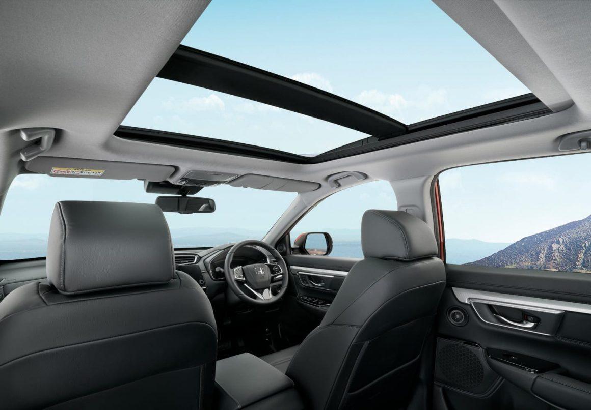 Honda CRV VTi-LX 7