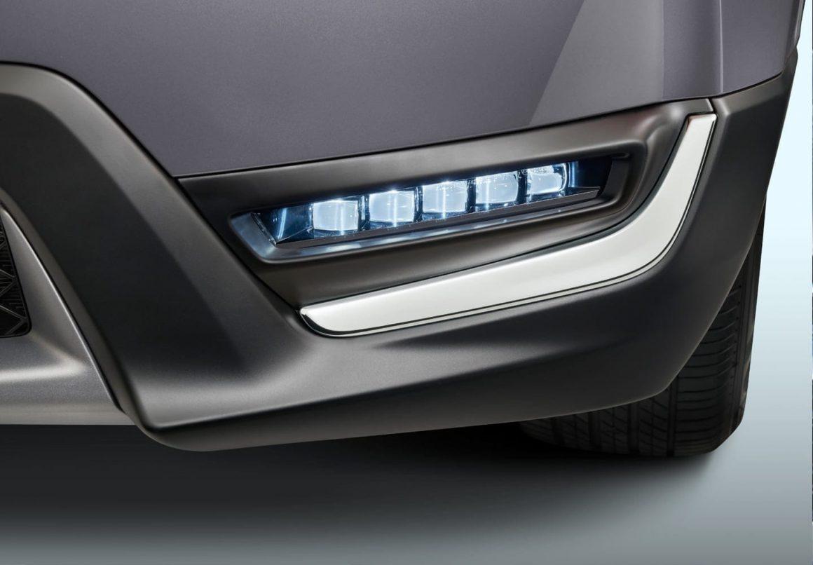 Honda CRV VTi-LX 1