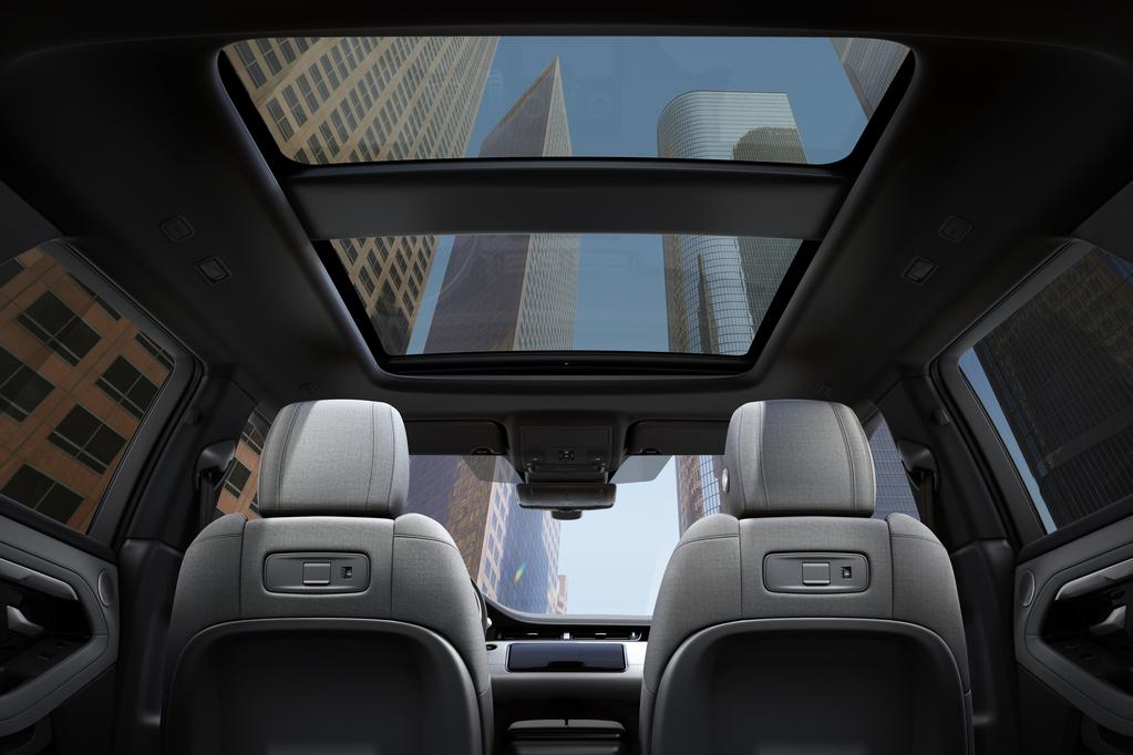 The Range Rover Evoque 4