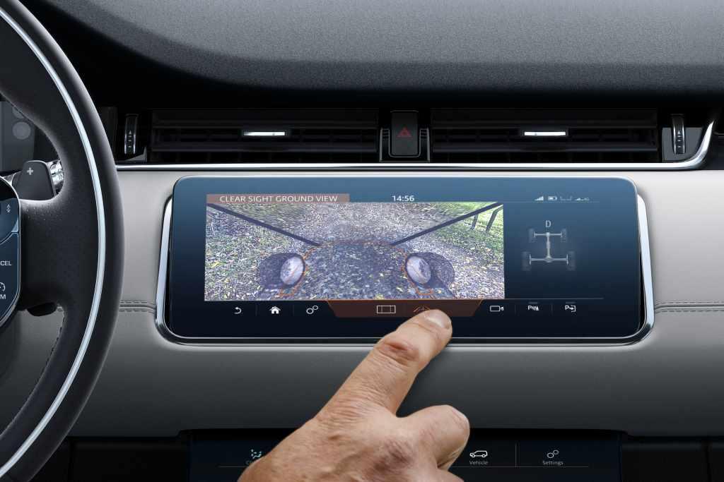 The Range Rover Evoque 2
