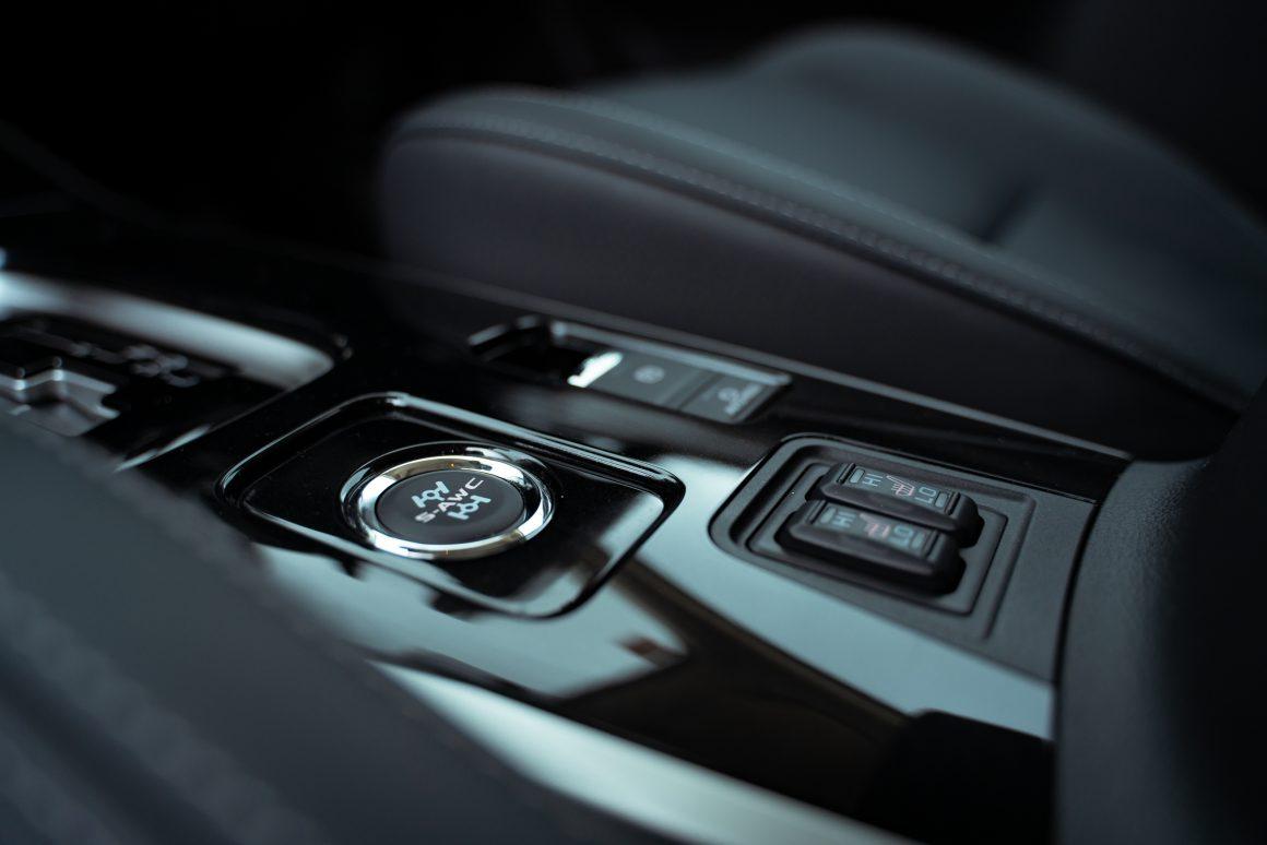 The Mitsubishi Outlander 3