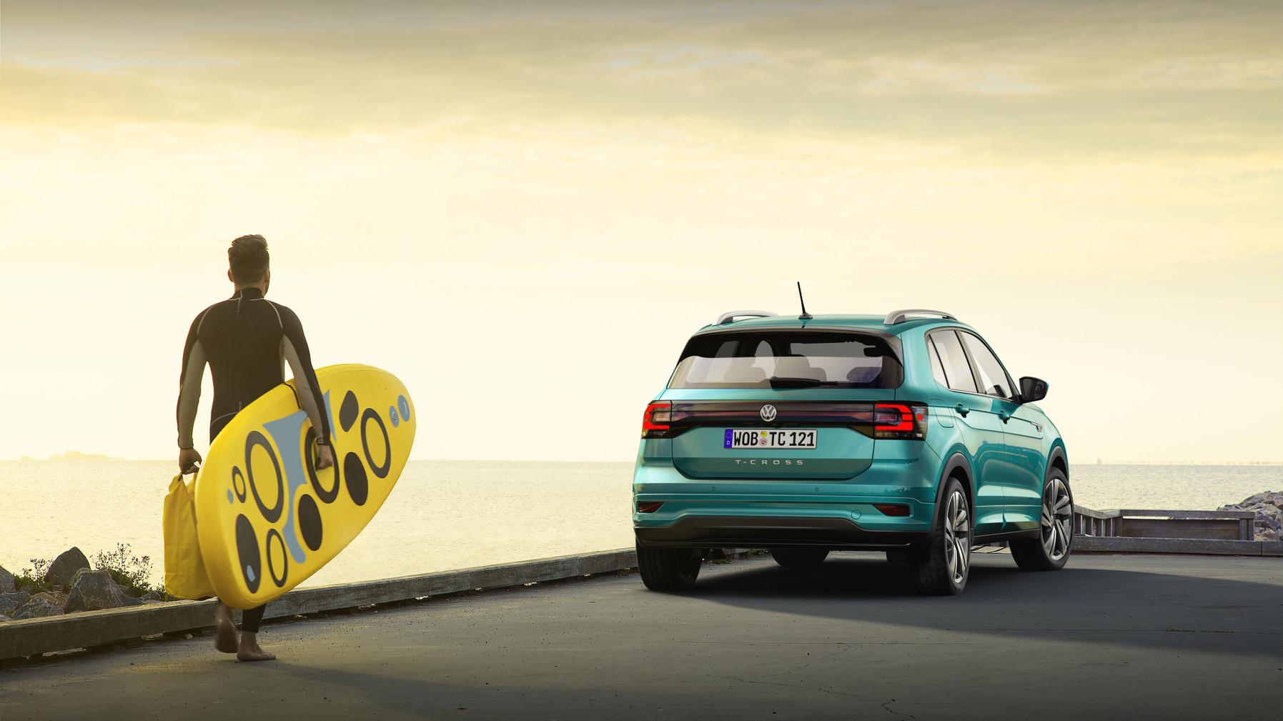 Volkswagen T-Cross in Australia