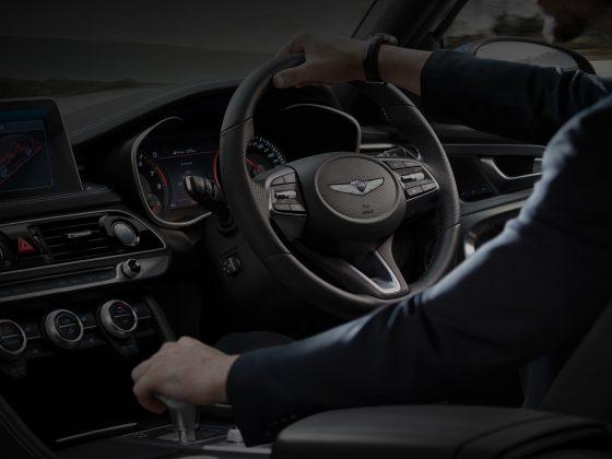 Luxury Sedan - GENESIS G70 Features