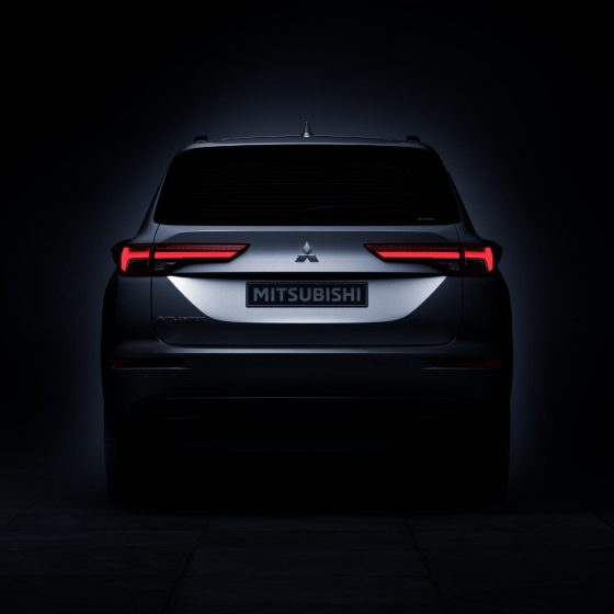 The Reveal Of The All New 2022 Mitsubishi Outlander 1
