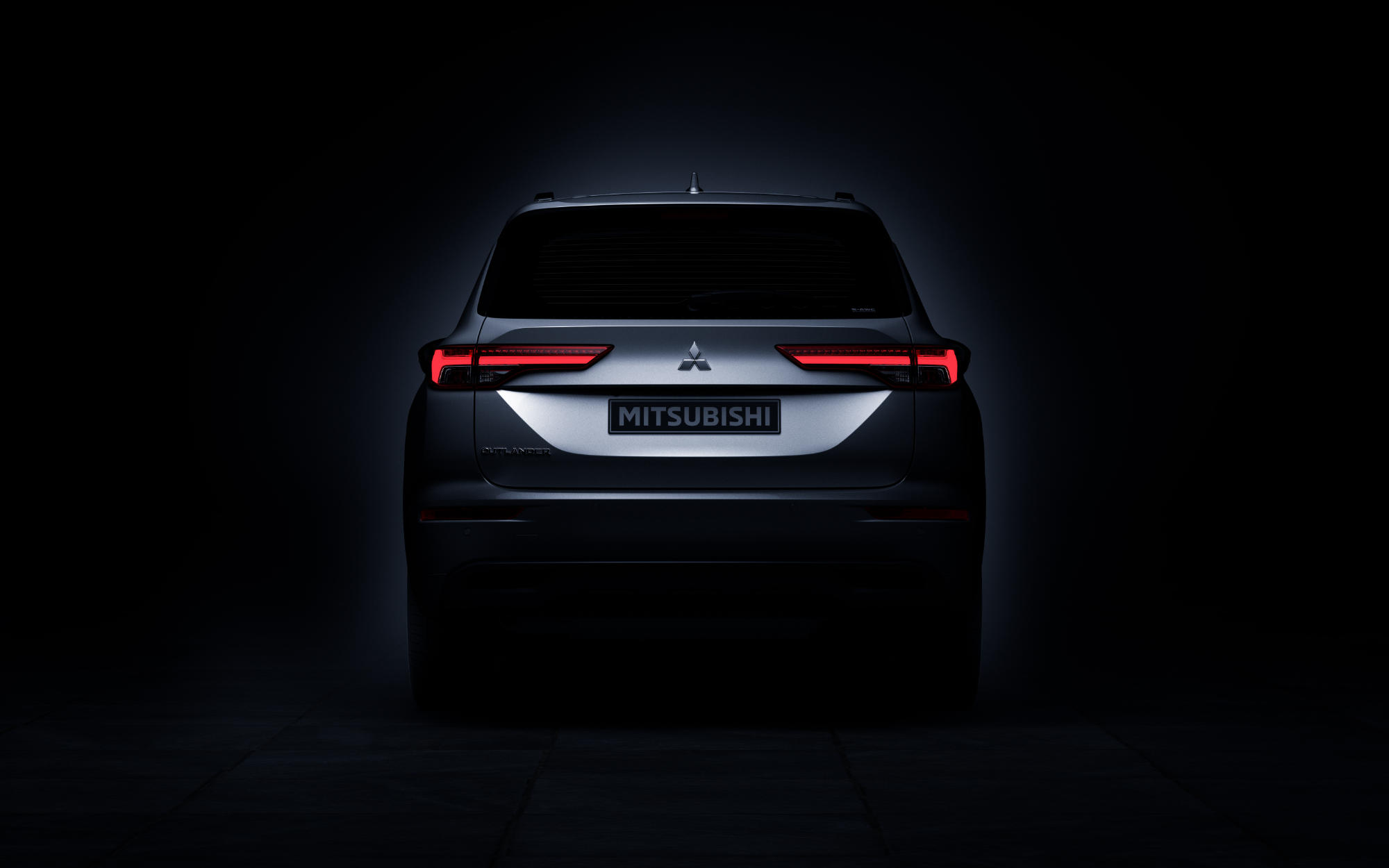 The Reveal Of The All New 2022 Mitsubishi Outlander 11