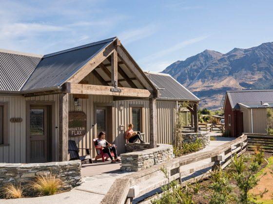 Camp Glenorchy Exterior New Zealand
